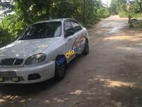 Cần bán Daewoo Lanos sản xuất 2003, màu trắng, giá tốt
