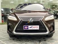 Cần bán xe Lexus RX 350 năm sản xuất 2017, màu nâu, nhập khẩu chính chủ