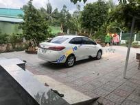 Xe Toyota Vios E sản xuất 2019, màu trắng như mới