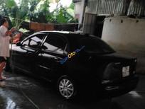 Cần bán lại xe Daewoo Lanos năm sản xuất 2001, màu đen