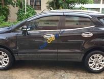 Bán Ford EcoSport Titanium năm 2016, màu đen, nhập khẩu