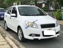 Bán Chevrolet Aveo 1.5LT sản xuất 2015, màu trắng số sàn