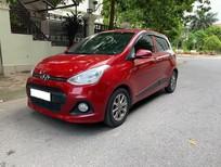 Cần bán Hyundai i10 1.0AT hatchback, số tự động 2014 nhập khẩu lên full đồ