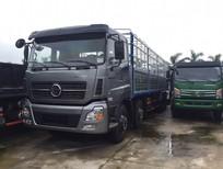 Bán xe tải Dongfeng Trường Giang 4 chân tải trọng 18 tấn trả góp cao tại Bình Dương