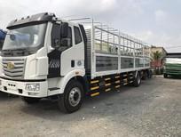 Xe tải Dongfeng 7 tấn 2 thùng siêu dài 9m7 chuyên chở thùng mút, captong tại Bình Dương