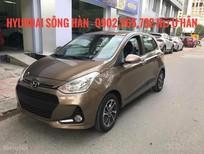 Hyundai Sông Hàn bán Hyundai Grand i10, giá ưu đãi - hỗ trợ vay vốn 80%, LH: Hữu Hân 0902 965 732