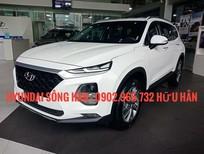 Hyundai Santa Fe 2020 Đà Nẵng, màu trắng, nhập khẩu chính hãng, 980 triệu LH: 0902 965 732 Hữu Hân