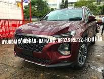 Hyundai Sông Hàn - Đà Nẵng - Bán Hyundai SantaFe 2019, giá ưu đãi + KM hấp dẫn, LH Hữu Hân 0902 965 732