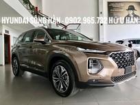 Bán ô tô Hyundai Santa Fe 2019, màu nâu - giá chỉ 995 triệu LH: Hữu Hân 0902 965 732