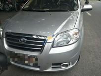 Bán Daewoo Gentra sản xuất năm 2010, màu bạc, xe nhập