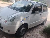 Bán Daewoo Matiz đời 2008, màu trắng, xe gia đình