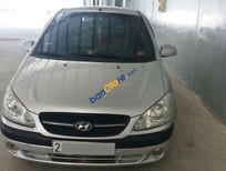 Cần bán xe Hyundai Getz sản xuất 2010, màu bạc, nhập khẩu