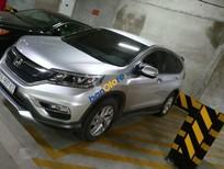 Cần bán Honda CR V sản xuất 2015, màu bạc
