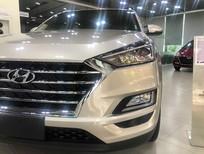 Hyundai Cầu Diễn - Bán Hyundai Tucson 2.0 vàng be tiêu chuẩn 2019, tặng 10-15 triệu - nhiều ưu đãi. LH: 0964.8989.32