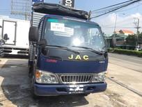 Bán ô tô JAC HFC đời 2017, màu xanh lam