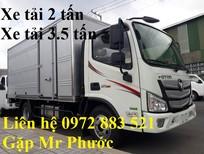 Bán xe tải 1 tấn 9 của Thaco. Liên hệ 0972 883 521