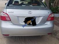 Bán ô tô Toyota Vios E năm sản xuất 2010, màu bạc