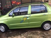 Cần bán lại xe Daewoo Matiz SE sản xuất 2008, màu xanh lục như mới, giá 66tr