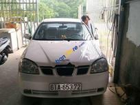 Bán Daewoo Lacetti năm 2004, màu trắng, xe nhập