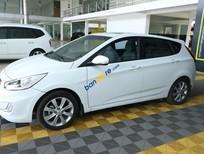 Cần bán lại xe Hyundai Accent Blue 1.4AT sản xuất năm 2015, màu trắng, nhập khẩu