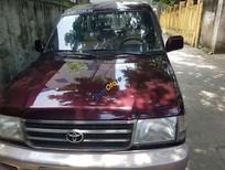 Bán Toyota Zace sản xuất 2002, màu đỏ