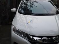 Bán lại xe Honda City 1.5AT năm sản xuất 2014, màu trắng