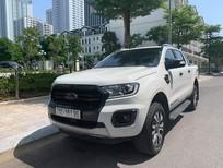 Cần bán Ford Ranger Wildtrak 2.0L Bi-Tubor 2018, ĐK 2019, tên cá nhân. Xe chạy 1,8 vạn km