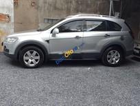 Cần bán lại xe Chevrolet Captiva năm 2007, màu bạc, 275 triệu