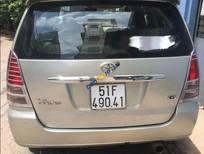 Cần bán gấp Toyota Innova G năm sản xuất 2006, màu vàng, giá chỉ 270 triệu