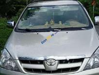 Bán xe Toyota Innova G năm 2006, màu bạc