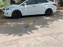 Bán xe Hyundai Accent sản xuất năm 2014, màu trắng, nhập khẩu như mới