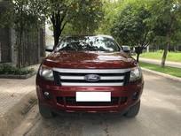 Xe Ford Ranger MT model 2015, màu đỏ