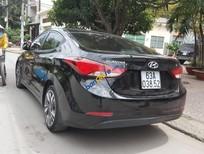 Cần bán Hyundai Elantra GLS 1.8AT sản xuất 2015, màu đen, nhập khẩu nguyên chiếc số tự động, giá 538tr