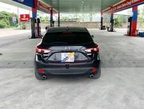Bán Mazda 3 1.5AT năm sản xuất 2016, màu đen giá cạnh tranh