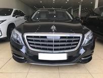 Cần bán lại xe Mercedes S400 Maybach năm sản xuất 2016, màu đen