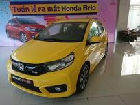 Honda ô tô Thanh Hóa giao ngay Brio 2019, đủ màu, giá chỉ từ 418tr, LH 0962028368