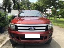 Cần bán Ford Ranger model 2015, màu đỏ, xe nhập
