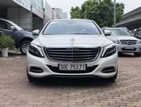 Cần bán xe MercedesS400 sx 2017, màu trắng, tên cá nhân chính chủ Hà Nội