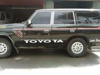 Cần bán gấp Toyota Land Cruiser năm 1987, màu xanh lục, xe nhập, 120tr