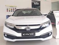 Honda Thanh Hóa giao ngay Honda Civic 1.8G, màu trắng, khuyến mãi khủng