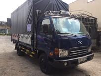 Bán Hyundai HD sản xuất 2014, màu xanh lam, giá 450tr