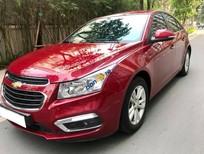 Cần bán Chevrolet Cruze sản xuất 2016, màu đỏ số sàn