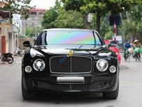 Cần bán gấp Bentley Mulsanne Speed năm sản xuất 2015, màu đen