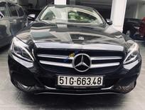 Cần bán Mercedes C200 sản xuất 2018, màu đen