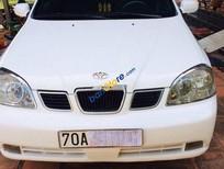 Bán ô tô Daewoo Lacetti sản xuất năm 2004, màu trắng