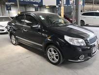 Cần bán xe Chevrolet Aveo LTZ 1.5AT sản xuất 2013, màu đen số tự động