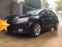 Cần bán lại xe Daewoo Lacetti sản xuất 2010, màu đen, nhập khẩu số tự động, 335tr