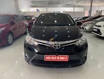 Cần bán Toyota Vios sản xuất 2017, màu đen số sàn