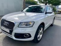 Cần bán Audi Q5 sản xuất 2013, màu trắng, xe nhập xe gia đình