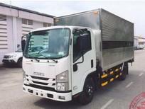 Cần bán Isuzu NQR75ME4 năm sản xuất 2019, màu trắng, xe nhập